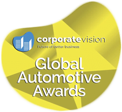 CorporateVision Global Automotive Awards Winner