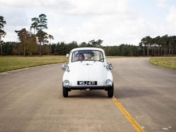 BMW Isetta 1962 In Motion (4)