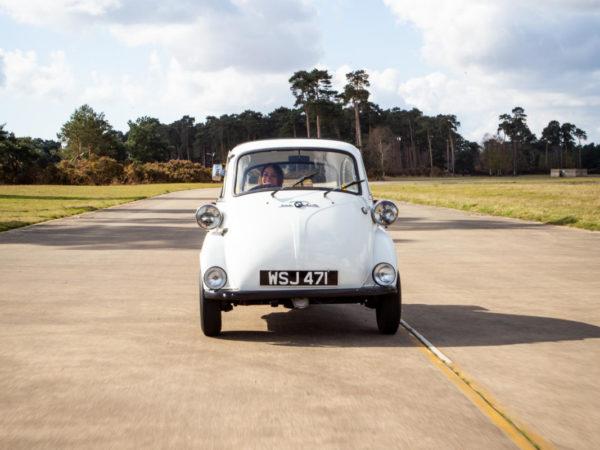 BMW Isetta 1962 In Motion (6)